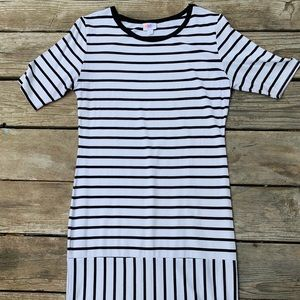 Striped Julia Bodycon